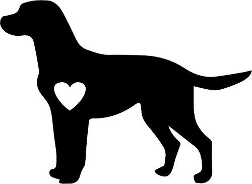 Download 25 best sil dog images on Pinterest | Dog silhouette, Dog ...