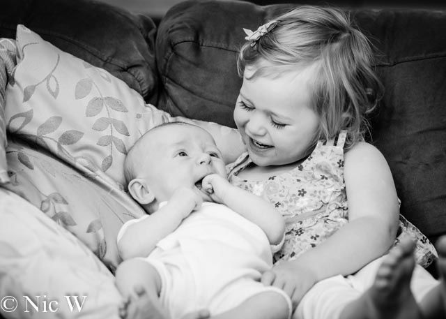 This week it's some very cute big sister and little brother cuddles...... I have more of these to post in the coming days but for now sibling cuddles Astrid and Soren style.  These were taken on Soren's 3 month birthday and with my new lens. I am very much liking both the 3 month old Soren and the n