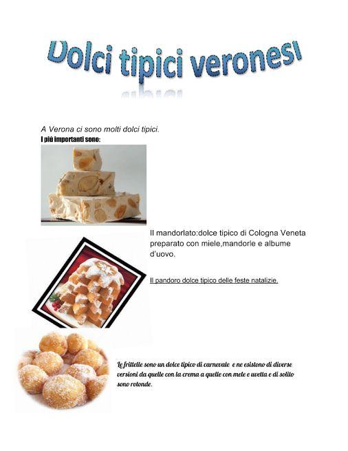 A me piacciono molto i cibi natalizi veronesi.1E Alberghiero - Presentazione LIBERA - Community - Google+