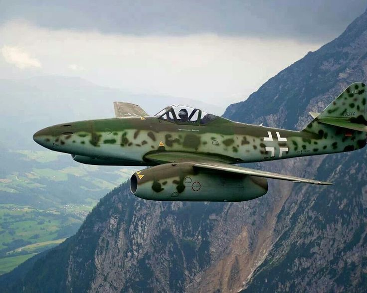 The Luftwaffe's Messerschmitt ME-262 Schwalbe jet. Once airborne, it simply could not be touched by allied fighters. It flew over 150 km/h faster. The only reliable way to destroy them, as with the Luftwaffe's even faster Me 163 rocket fighters, was to get to them on the ground before-and-during-take-off, or simply to deprive the Germans of the fuel supplies they needed. But this worked. These magnificent warbirds ended up not changing a thing in the course of the war.