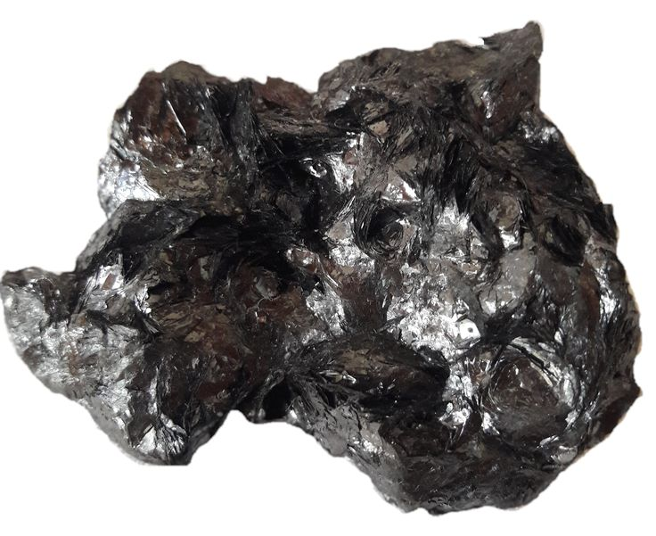 Pyrolusite from the Kalahari Manganese Fields - Part of the Cape Minerals private collection