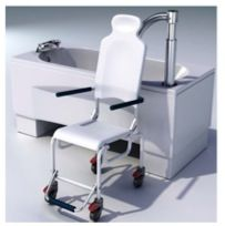 Height Adjustable Bath with Seat - www.opemed.net