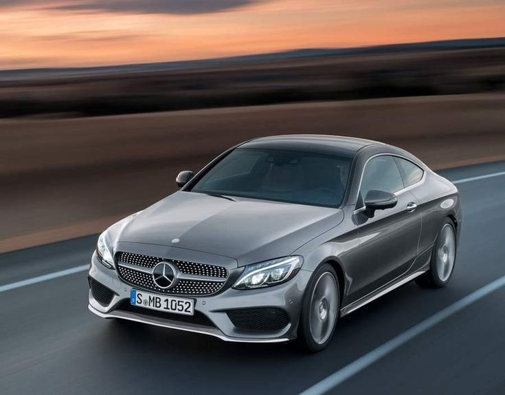 New Mercedes Benz 2017 C-Class Coupe  , - ,  Mercedes Benz unve...