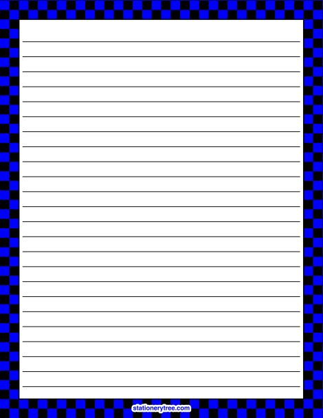 Primary Paper Lined Paper amp Graph Paper