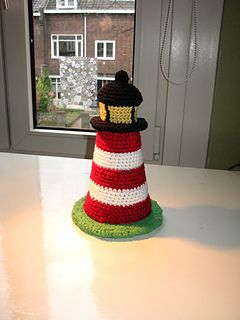 Lighthouse crochet pattern