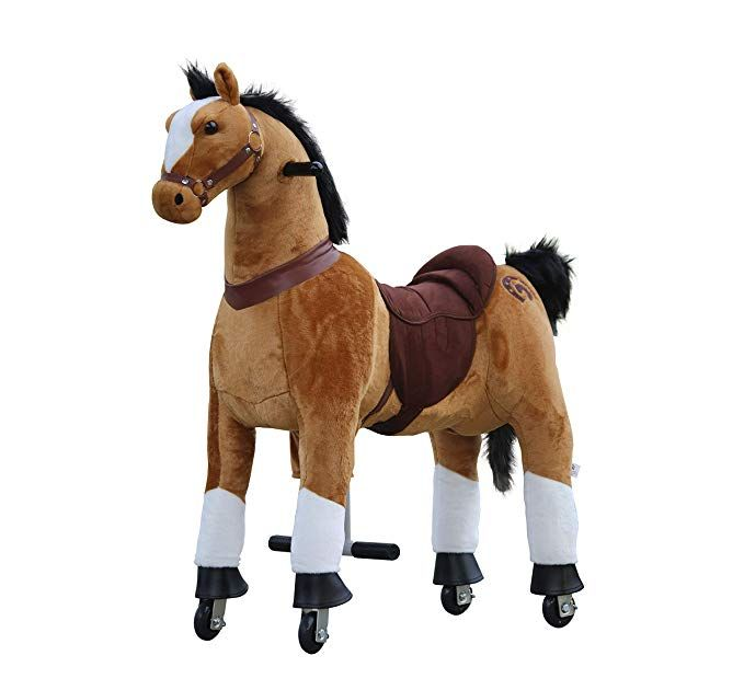 d322f7981e80 Medallion - My Pony Ride On Real Walking Horse for Children 5 to 12 ...