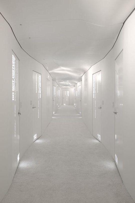 Hotel Puerta America, Madrid  Ron Arad Architects