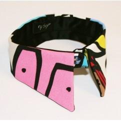 #tarz #original #interesting #tasarım #moda #tasarımcı #design #style #fashion #pink #pop #art #popart #collar #yaka #colorful #colourful #joyful #enjoyable #artistic