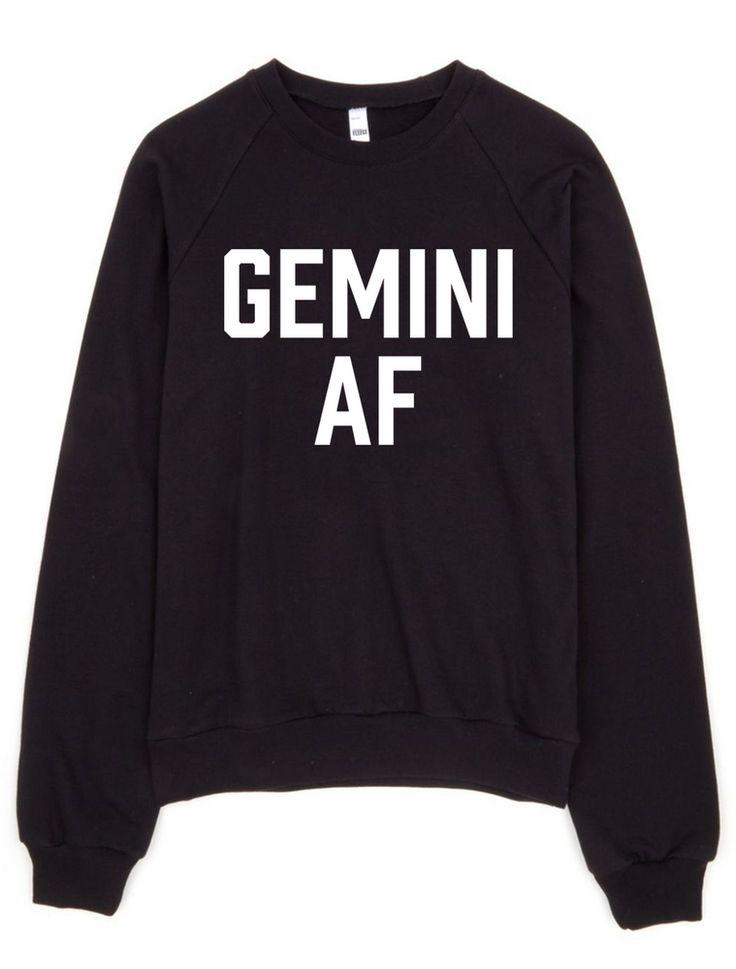 Gemini AF Unisex Sweatshirt