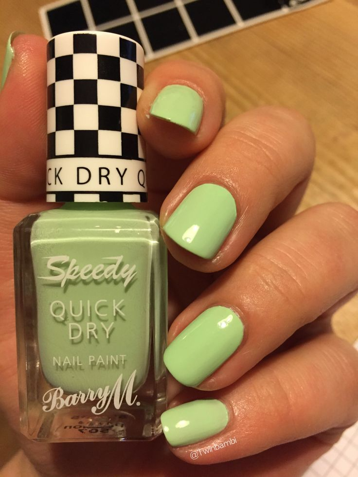 Barry M - Pole Position From LuxBeauty.dk