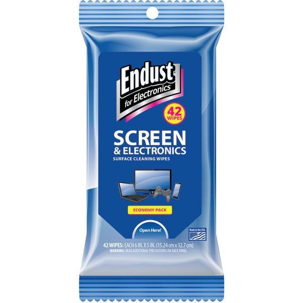 Screen Wipes Sft Pk, 42Ct