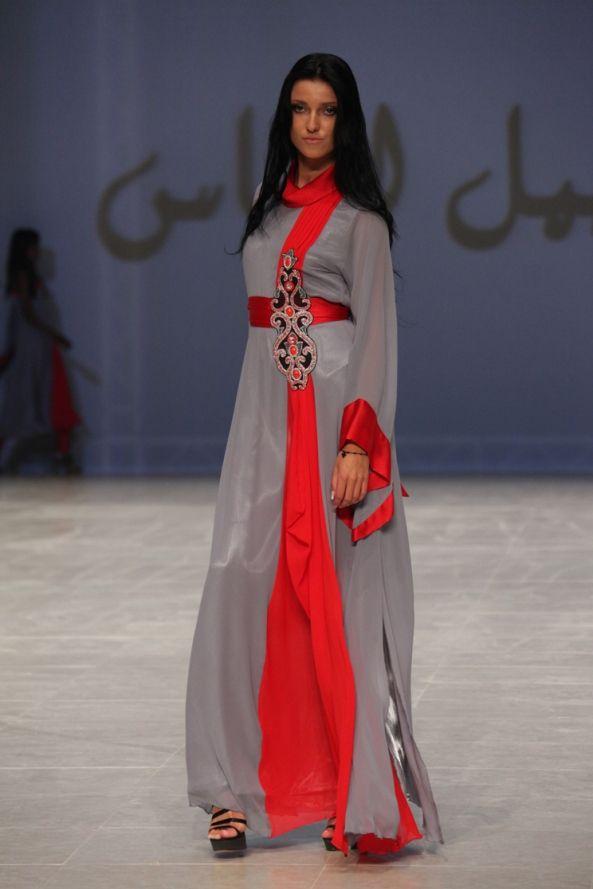 Dubai Women Fashion 2012 By Sakina Mohsin