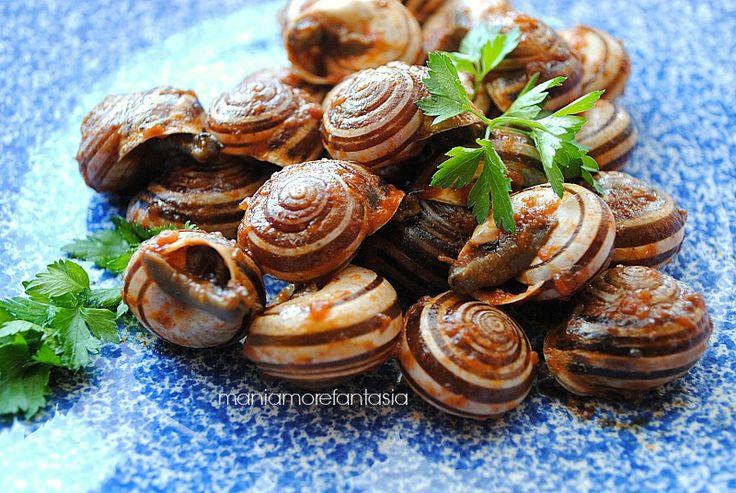 La ricetta delle lumache alla siciliana, una pietanza saporita da preparare a fine estate, quando è più facile trovarle dopo i classici acquazzoni.
