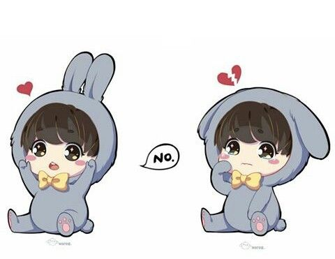 What kind of heartless monster could refuse love to this devastatingly adorable Kookie bunny don't worry Kookie, I'll love you lots and lots forever and ever!!! ❤️❤️❤️