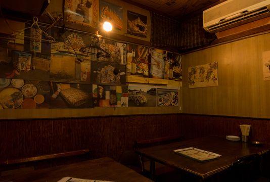 新宿三丁目 タイ料理 バーン・キラオ