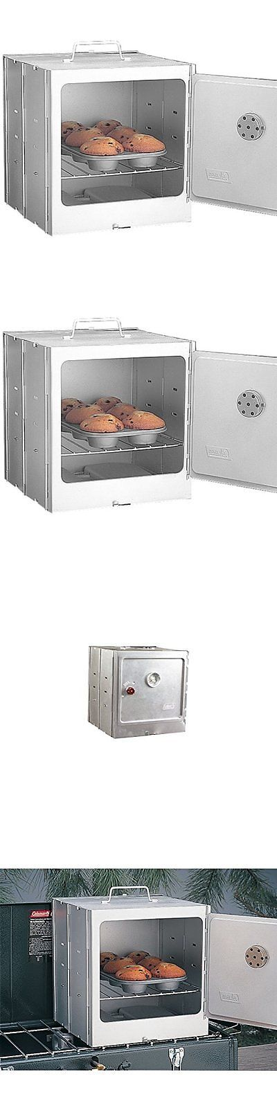 Camping Ovens 181387: Coleman Camp Oven BUY IT NOW ONLY: $32.46