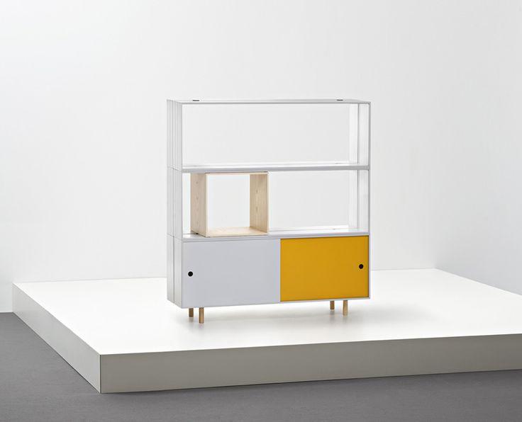 Maison & Objet 2018 : Выбор Design Mate : Стеллаж Offset Shelves, MAXDESIGN, Италия