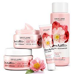 Love Nature s planou růží od Oriflame :: Oriflame cz kosmetika