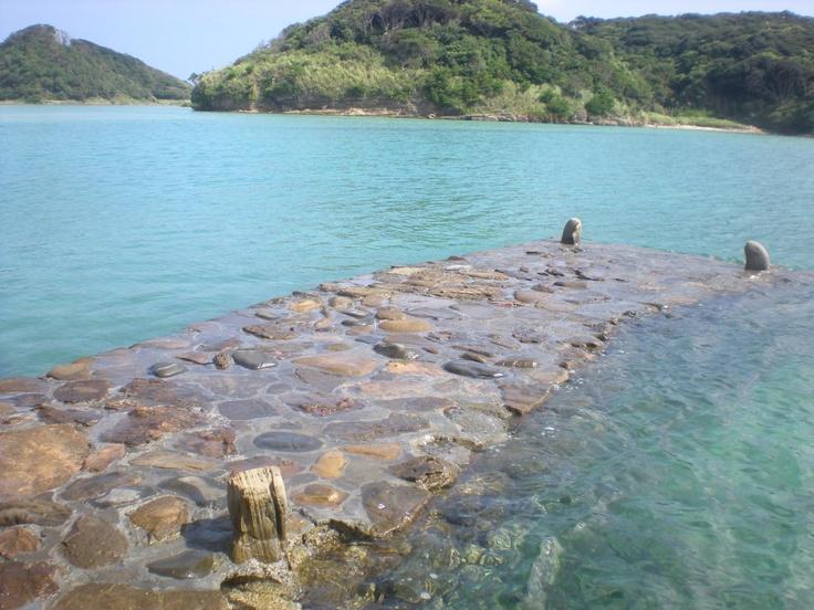 辰の島 壱岐  Tatsunoshima island in Iki
