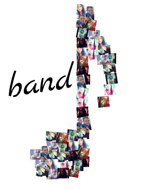 Band people that with me