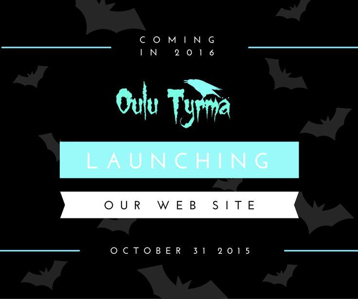 Pyhäinpäivänä avaamme sivuston! #Halloween #Oulu #Finland
