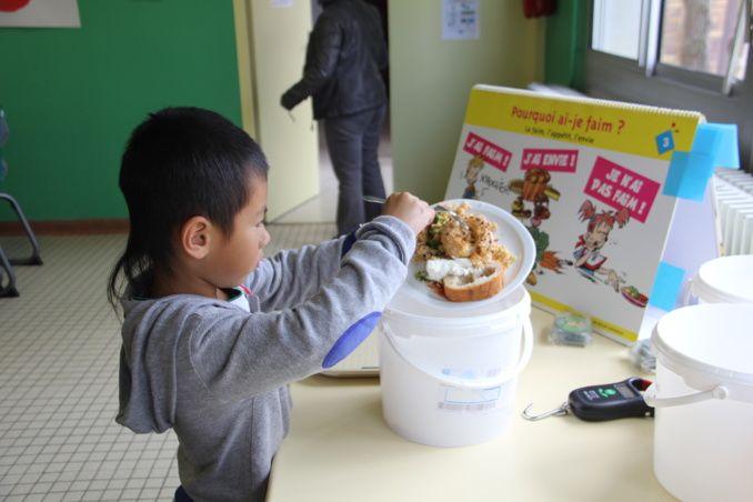 Ecole du Hamelet de #Louviers opte pour la réduction des déchets!