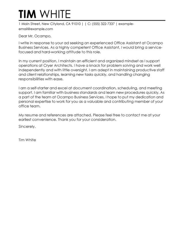 26+ Cover Letter For Manager Position Cover Letter Tips Research