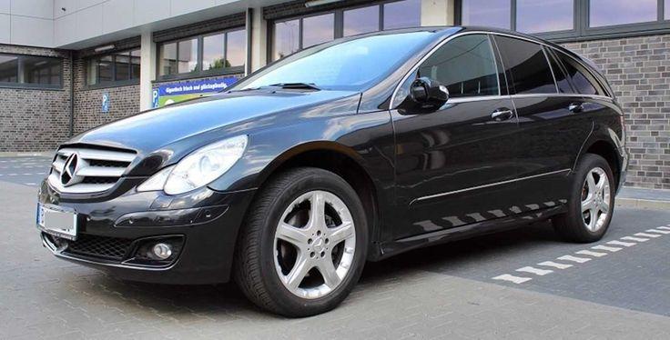 Mercedes-Benz R Klasse 320 CDI DPF + 2.Hand + Scheckheftgepflegt + TÜV 06/19