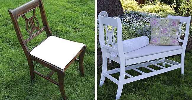 15brilliant ideas for giving new life toold furniture