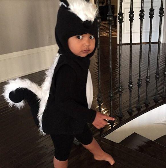 Los niños del espectáculo son consentidos por sus padres esta noche de brujas y para muestra, checa cómo se las estrellas para vestir a su antojo a los pequeños.  Encuentra los mejores disfraces en nuestros catálogos en línea.  http://www.linio.com.mx/