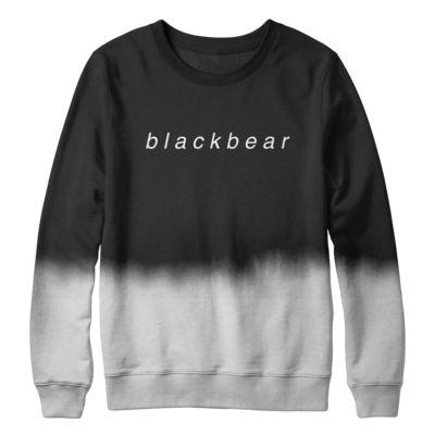 blackbear top dip dye crew *maythids *