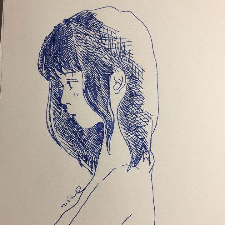 万年筆イラスト部 カクノ Ninohisa Illustrations2 カクノ