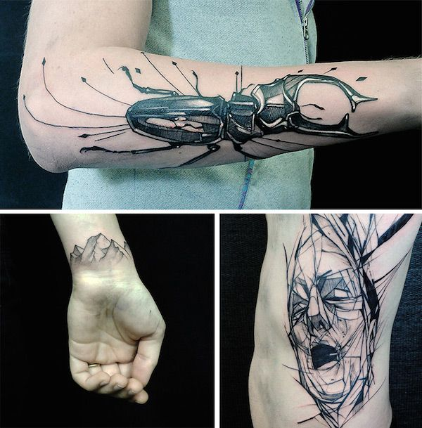 11 best Inked images on Pinterest | Tatoos, The body and A tattoo