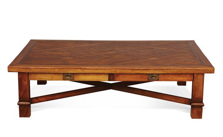 Coco Republic coffee table
