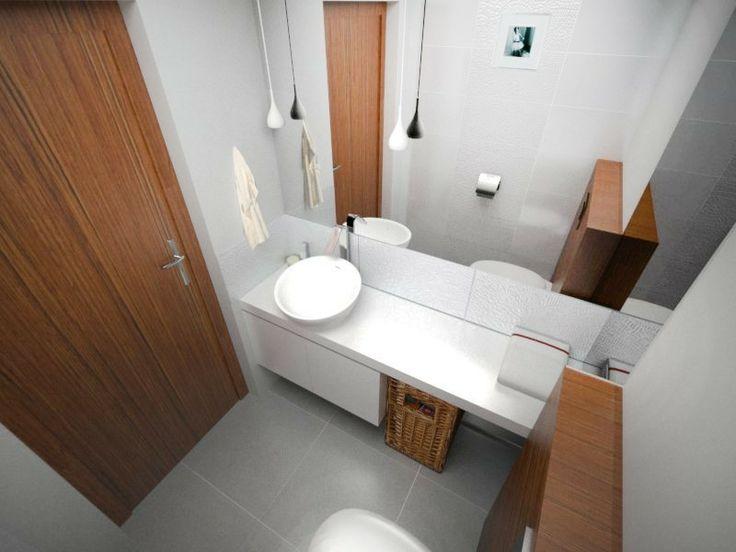 wizualizacje toalety