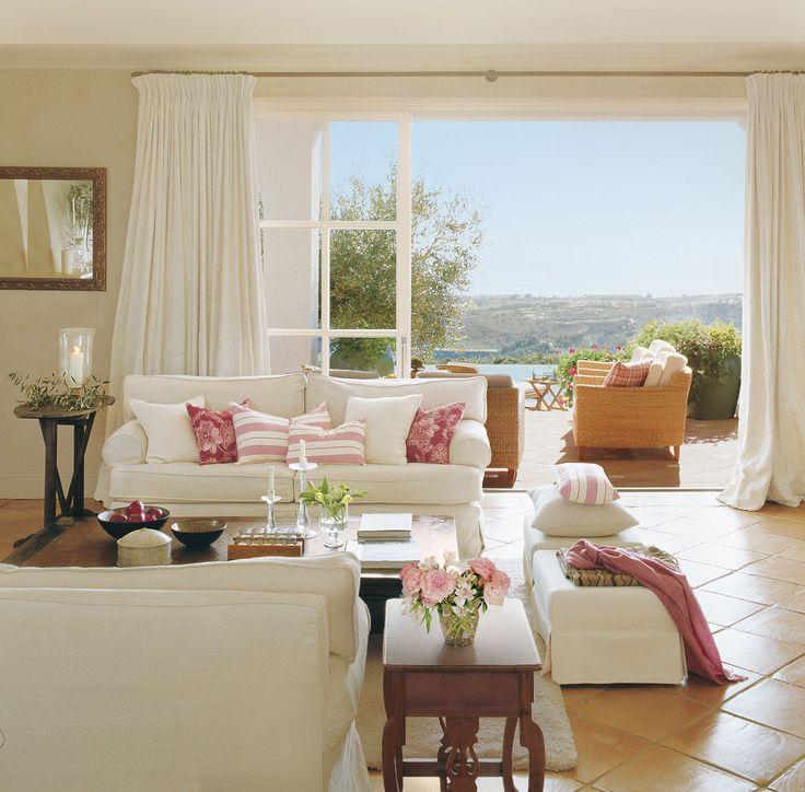 M s de 25 ideas incre bles sobre salas de estar r sticas - Decorar bodega chalet ...
