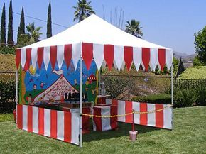 Carnival Game Booths | ... - Carnival Games And Party Rentals in San Diego - Carnival Booths