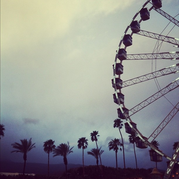 Coachella...... I know this isn't a tattoo but I think it would be a great one if done right.