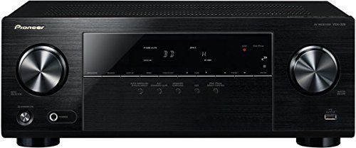 Pioneer VSX-329 AV Receiver - 5.1-channel HDMI 2.0 AV Receiver with DLNA, Dolby TrueHD, DTS-HD Master Audio and Ultra HD 4K Pass Through (Black) has been published at http://www.discounted-home-cinema-tv-video.co.uk/pioneer-vsx-329-av-receiver-5-1-channel-hdmi-2-0-av-receiver-with-dlna-dolby-truehd-dts-hd-master-audio-and-ultra-hd-4k-pass-through-black/