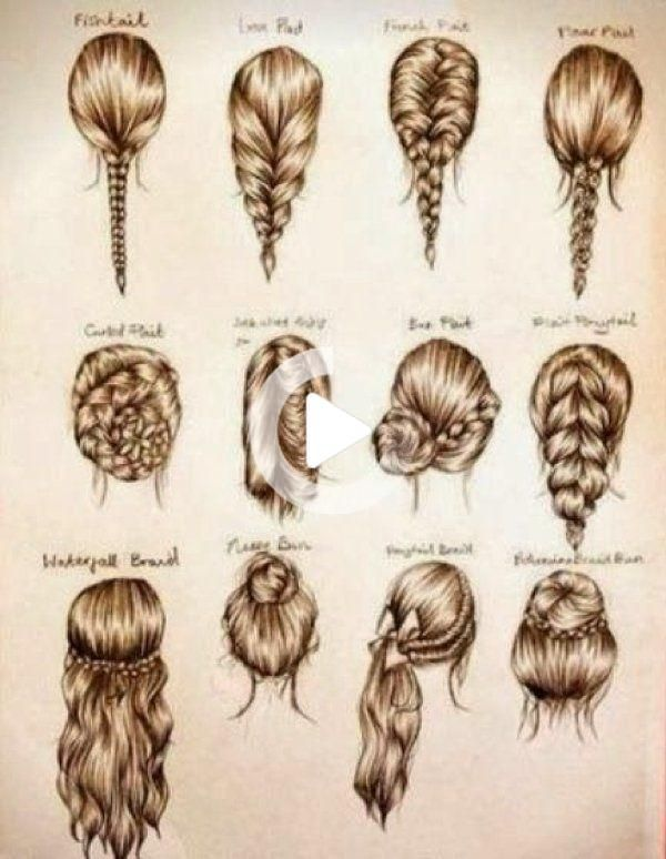 Hairstyle Ideas All About Braids Medium Hair Styles Thick Hair Styles Hairstyles For School