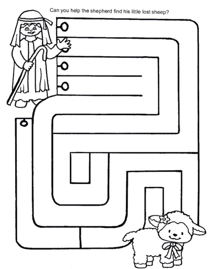 39 Best Images About Sunday School Lost Sheep On Pinterest