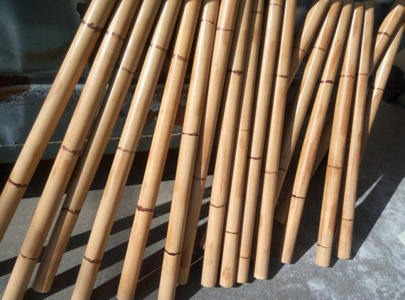 10 Feet PVC 1 1/2 inch Schedule 40 Bamboo
