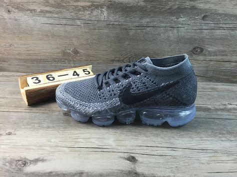 Nike Air Max 2018 Grey Black Men - $70.00 https://twitter.com/gmsingin1/status/915364876633042945