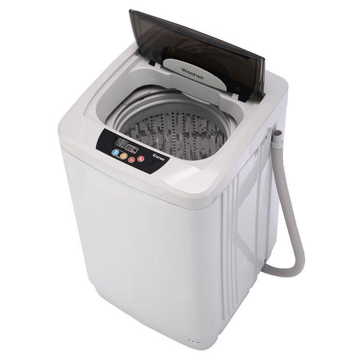 smallest automatic washing machine