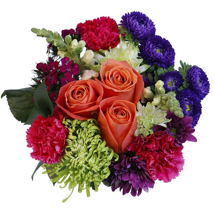 June bouquet of the month event flowers local florist