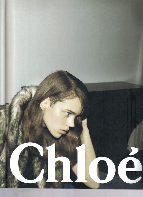 : Freja Beha Erichsen, Chloe Fall Wint, Beautiful Freja, Ads Campaigns, Posts, Fall2007Inezvinoodh Chloe, Chloe Campaigns, Fashion Inspiration, Side Cut