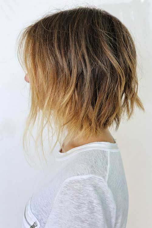 25 Best Short Textured Haircuts | The Best Short Hairstyles for Women 2015