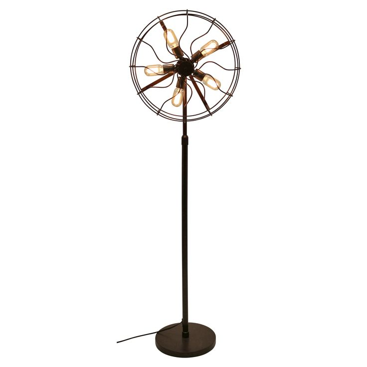 1000 Ideas About Vintage Floor Lamps On Pinterest Floor