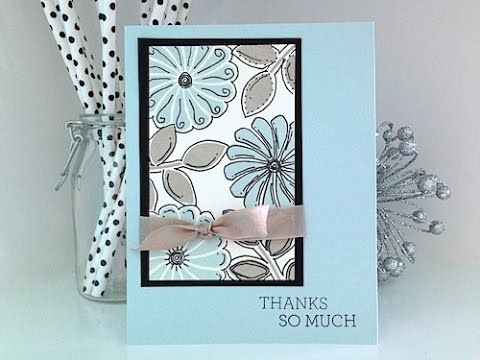 Simply Simple Flash Card Polka Dotted Super Flash Cards
