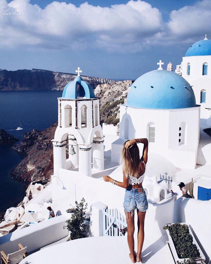 Греция красивые картинки для инстаграм